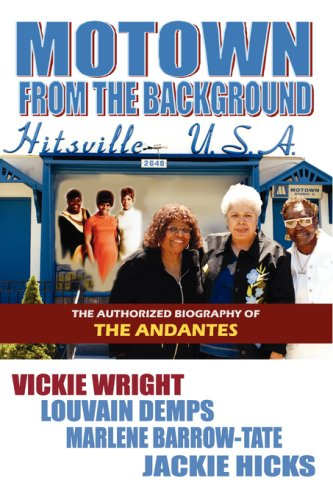 Motown From The Background - Vickie Wright; Louvain Demps; Marlene Barrow-Tate; Jackie Hicks