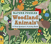 Nature Puzzles 01. Woodland Animals
