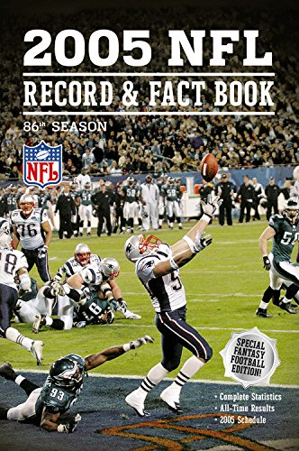 2005 NFL Record  &  Fact Book (Official NFL Record  &  Fact Book) - Editors at the NFL