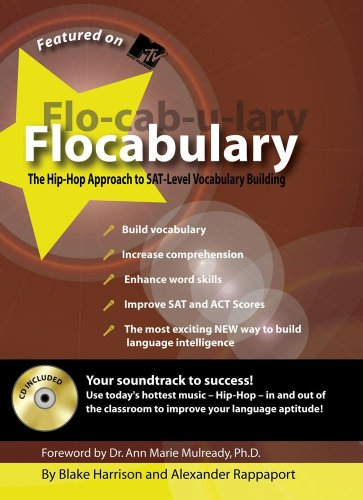 Flocabulary: The Hip-Hop Approach to SAT-Level Vocabulary Building (Flocabulary Study Guides) - Blake Harrison; Alexander Rappaport