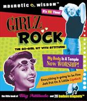 Girlz Rock! [With 16 Magnets]