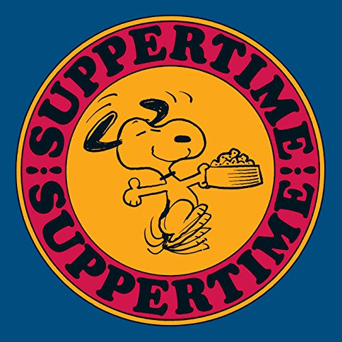 Suppertime! (Peanuts) - Charles M. Schulz