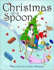 Christmas on a Spoon