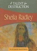 A Talent for Destruction: Inspector Quantrill #3 (Inspct Quantrill) - Sheila Radley