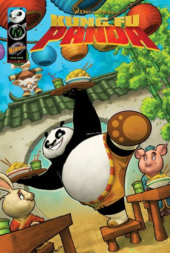 Kung Fu Panda 2 Movie Prequel (DreamWorks Graphic Novels) - Matt Anderson