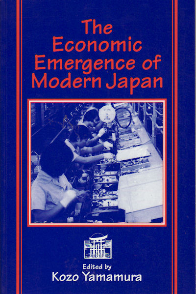 The Economic Emergence of Modern Japan.