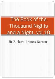 The Book of the Thousand Nights and a Night, vol 14