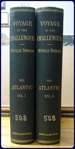 THE VOYAGE OF THE CHALLENGER. THE ATLANTIC. A PRELIMINARY ACOUNT OF THE GENERAL RESULTS OF THE EXPLORING VOYAGE OF H. M. S.