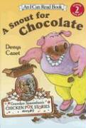 Grandpa Spanielson's Chicken Pox Stories: Story #2: A Snout for Chocolate (I Can Read Book 2)