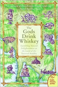 Gods Drink Whiskey: Stumbling Toward Enlightenment in the Land of the Tattered Buddha - Stephen T. Asma