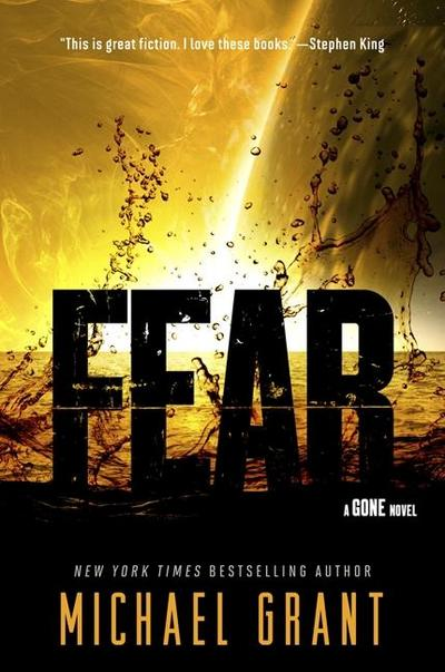 Fear: A Gone Novel - Michael Grant