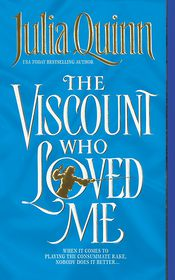 The Viscount Who Loved Me (Bridgerton Series #2) - Julia Quinn