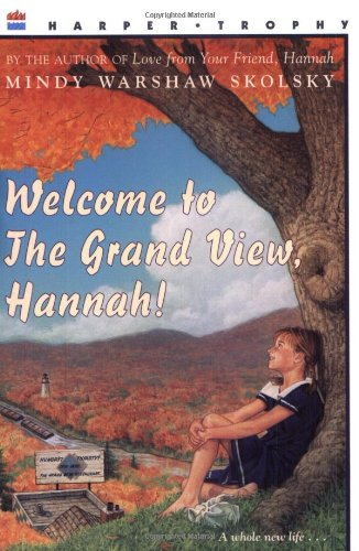 Welcome to the Grand View, Hannah! (aka Hannah is a Palindrome)