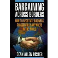 Pbs Bargaining Across Borders - Foster, Dean