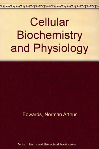 Cellular Biochemistry and Physiology