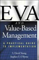 Eva and Value-Based Management