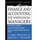 Finance and Accounting for Nonfinancial Managers - J. Fred Weston