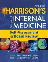 Harrison's Principles of Internal Medicine. Self-Assessment and Board Review
