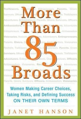 More Than 85 Broads - Janet Hanson