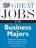 Great Jobs for Business Majors - Stephen Lambert
