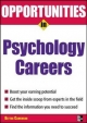 Opportunities in Psychology Careers - Donald Super