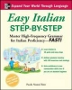 Easy Italian Step-by-Step - Paola Nanni-Tate