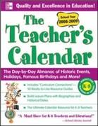 Chase´s, Editors of: Teacher´s Calendar School Year 2008-2009