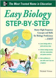 Easy Biology Step-by-Step - Nichole Vivion