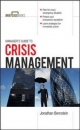 Manager's Guide to Crisis Management - Jonathan Bernstein