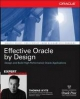 Effective Oracle by Design - Thomas Kyte