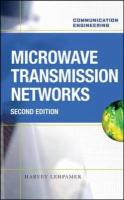 Microwave Transmission Network: Planning, Design, and Deployment