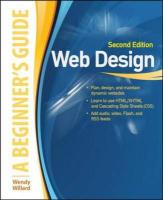 Web Design: A Beginner's Guide
