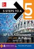 5 Steps to a 5 AP US Government and Politics, 2014-2015 Edition - Pamela Lamb