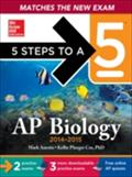 5 Steps to a 5 AP Biology, 2014-2015 Edition - Mark Anestis