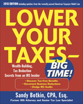 Lower Your Taxes Big Time 2013-2014 5/E - Sandy Botkin