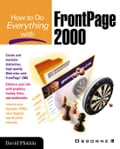 How to Do Everything with FrontPage 2000 - Plotkin, David