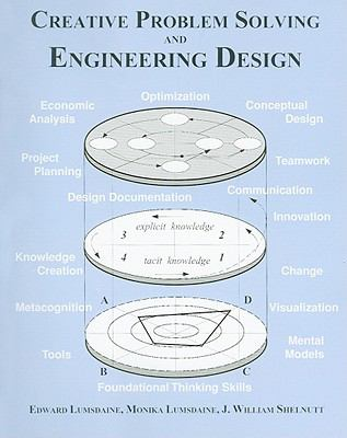 Creative Problem Solving & Eng Design (w/CD)