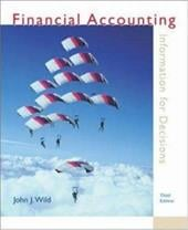 MP Financial Accounting: Information for Decisions W/ Topic Tackler & Net Tutor - Wild, John J.