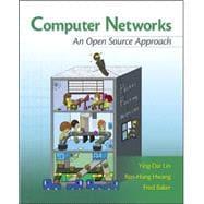 Computer Networks: An Open Source Approach - Lin, Ying-Dar; Hwang, Ren-Hung; Baker, Fred