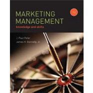Marketing Management - Peter, J. Paul; Donnelly, Jr, James