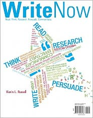 Write Now-Text Only - Karin Russell