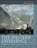 The Western Experience, Volume Two