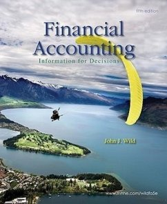 Financial Accounting: Information for Decisions [With Access Code] - Wild, John J.