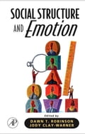 Social Structure and Emotion - Clay-Warner, Jody