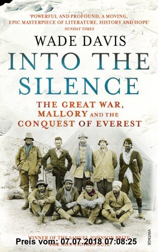 Gebr. - Into The Silence: The Great War, Mallory and the Conquest of Everest