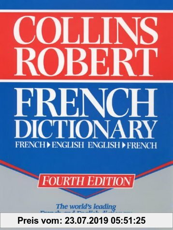 Gebr. - Collins-Robert French Dictionary