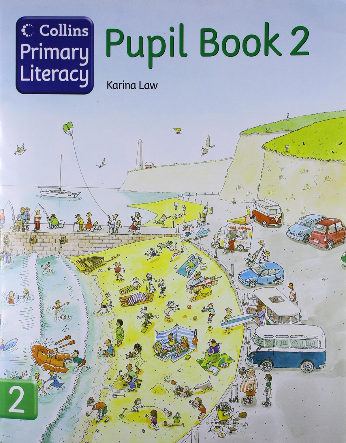 Collins primary literacy 2.(pupil's book) - Vv.Aa.