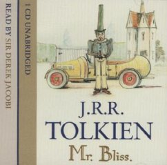 Mr. Bliss, 1 Audio-CD - Tolkien, John R. R.