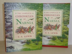 The complete Chronicles of Narnia - Lewis , C. S.