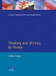 Thinking and Writing by Design - Allene Cooper